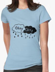 OkayOKAY Womens Fitted T-Shirt