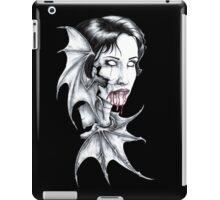 Portrait of a Vampire iPad Case/Skin