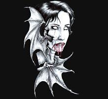 Portrait of a Vampire Unisex T-Shirt