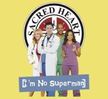 I'm no Superman - Scrubs Kids Clothes