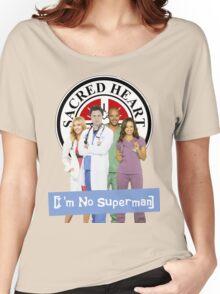 I'm no Superman - Scrubs Women's Relaxed Fit T-Shirt