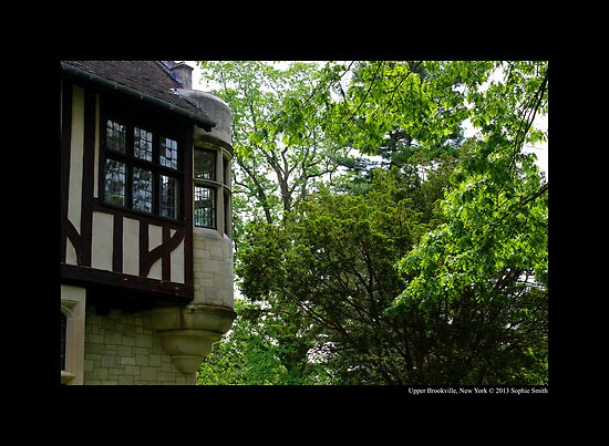 Coe Hall Historic House Museum - Upper Brookville, New York by © Sophie W. Smith