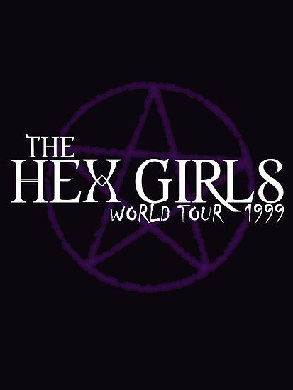 HEX GIRLS WORLD TOUR by nimbusnought