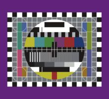 Sheldon Cooper's Test Pattern * by KDGrafx