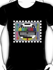 Sheldon Cooper's Test Pattern * T-Shirt