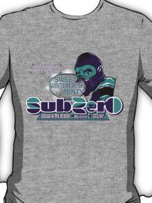 Sub-Zero Winterfresh Minty  T-Shirt