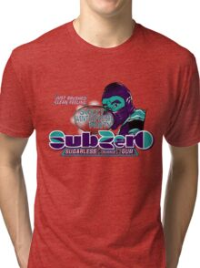 Sub-Zero Winterfresh Minty  Tri-blend T-Shirt