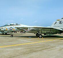 Grumman F-14A Tomcat 161422/200 by Colin Smedley