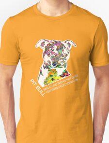Pitbull BSL White T-Shirt