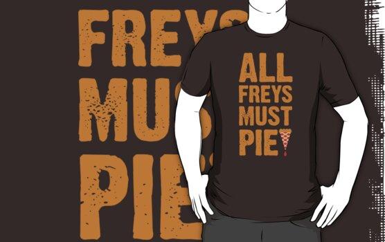 All Freys Must Pie by JenSnow