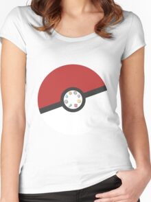 Pokemon Master Women's Fitted Scoop T-Shirt