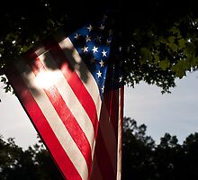 Old Glory #1 by Anthony Billings