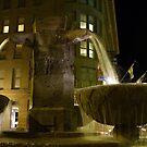 Ladybird Fountain, San Antonio by John Carey