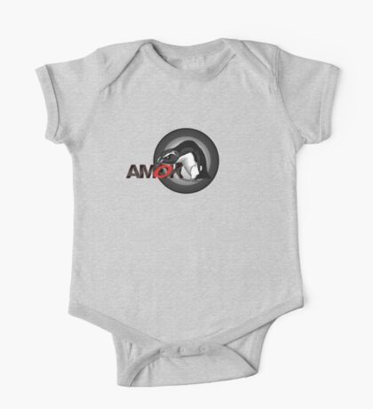 A M O K - pengu.i.an One Piece - Short Sleeve