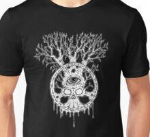Skull tree Unisex T-Shirt
