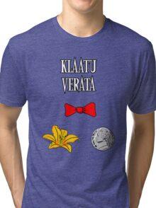 Definitely an N word Tri-blend T-Shirt