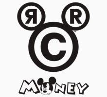 Mickey Money Kids Clothes