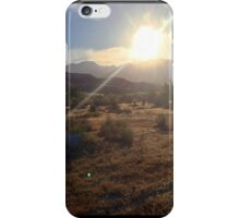 The Ball of Fire iPhone Case/Skin