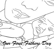 Fathers day Card by kylie123abc