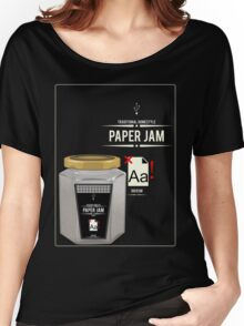 Homestyle Paper Jam Women's Relaxed Fit T-Shirt