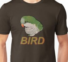 BIRD - Quaker Parrot (Green) Unisex T-Shirt