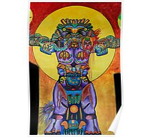 Art In Chicano Park Poster