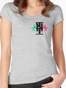 TNT Ignited South Beach Women's Fitted Scoop T-Shirt
