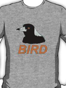 BIRD - Australian Magpie T-Shirt