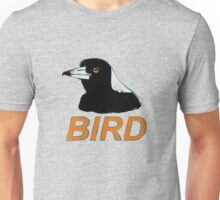 BIRD - Australian Magpie Unisex T-Shirt