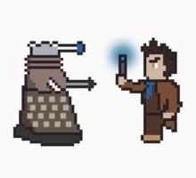 8-bit Doctor by mackenzieproud