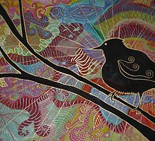 The Raven Lies in Wait by Deirdre Freeman