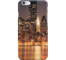 New York at Night iPhone Case/Skin