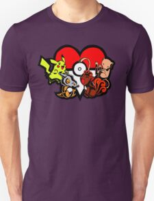 For the love of pokemon T-Shirt
