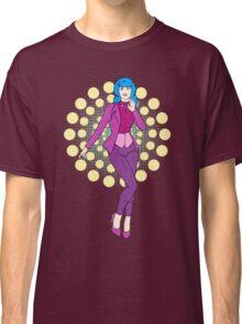 Glam Rock Fashion Classic T-Shirt