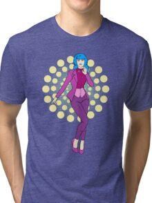 Glam Rock Fashion Tri-blend T-Shirt
