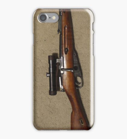Mosin Nagant iPhone Case/Skin