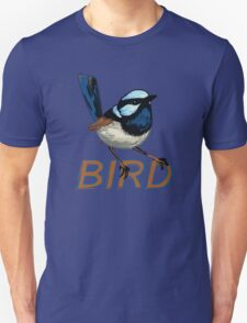BIRD - Fairy Wren (Male) Unisex T-Shirt