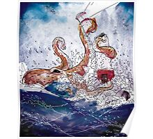 Destruction at Sea Poster