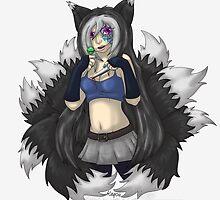Kayou Kitsune (Original) by MeaKitty