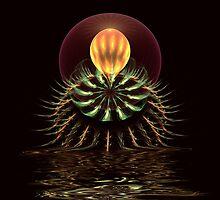Light Bulb by Pam Amos