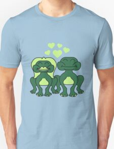 Frogs In Love T-Shirt