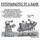 PSYCHOANALYSIS OF A DALEK by ToneCartoons