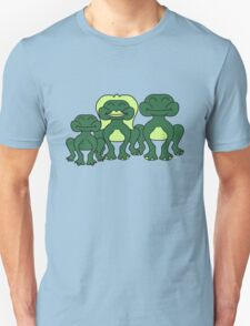 Frogs Family T-Shirt