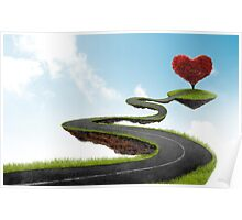 The road to Heart tree Poster