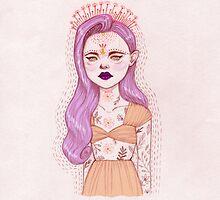 Queen by Annamaria Lützenburger