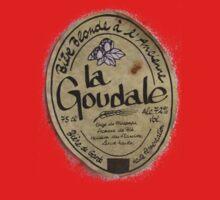 LA GOUDALE. One Piece - Short Sleeve