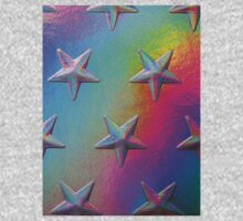 PSYCHEDELIC STARS. Kids Tee