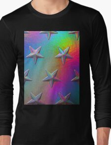 PSYCHEDELIC STARS. Long Sleeve T-Shirt