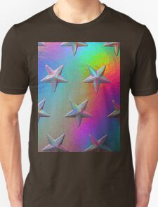 PSYCHEDELIC STARS. T-Shirt