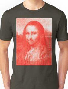 La Joconde VS Van Gogh Unisex T-Shirt